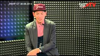 HOT&TOP WEEKEND - гость Влад Лисовец - Europa Plus TV
