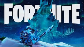 FORTNITE ICE KING EVENT! - Winter Is Here + Full Snow Map (Season 7)