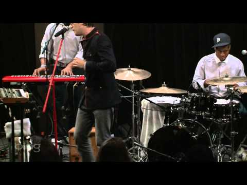 Mayer Hawthorne - I Wish It Would Rain (Bing Lounge)
