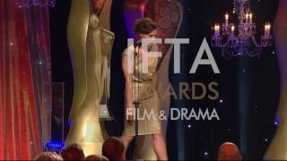 Charlie Murphy 'Happy Valley' Winner Actress in a Supporting Role Drama Award - IFTA 2017