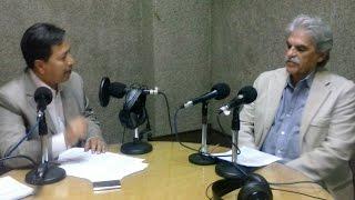 Raúl Pérez Torres en Radio Casa de la Cultura