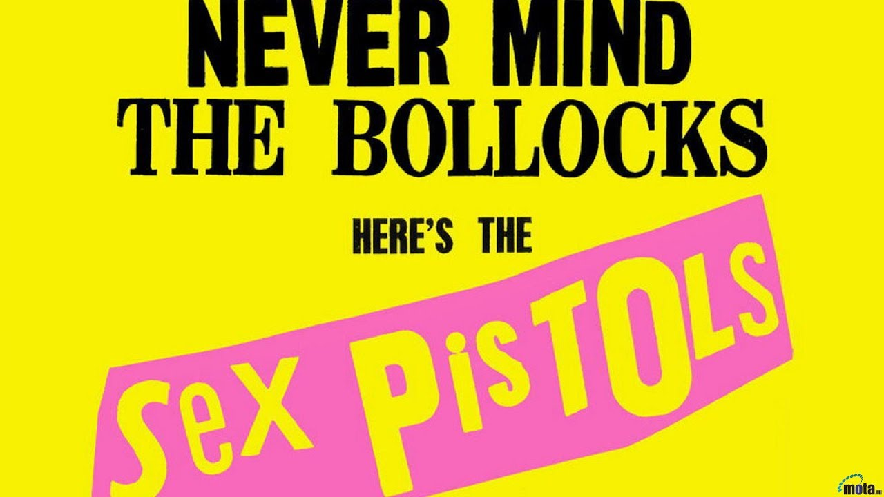 never mind the bullocks here s the sex pistols