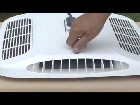 RV Products - Deluxe Ceiling Assembly Installation Instructions