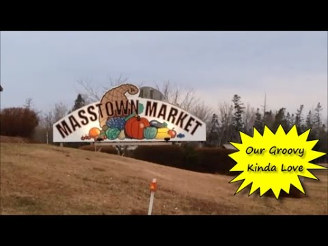 Vlog #18 - Masstown Market Tour!