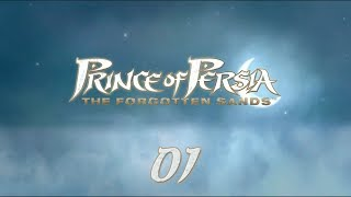 Prince of Persia: The Forgotten Sands - Прохождение pt1