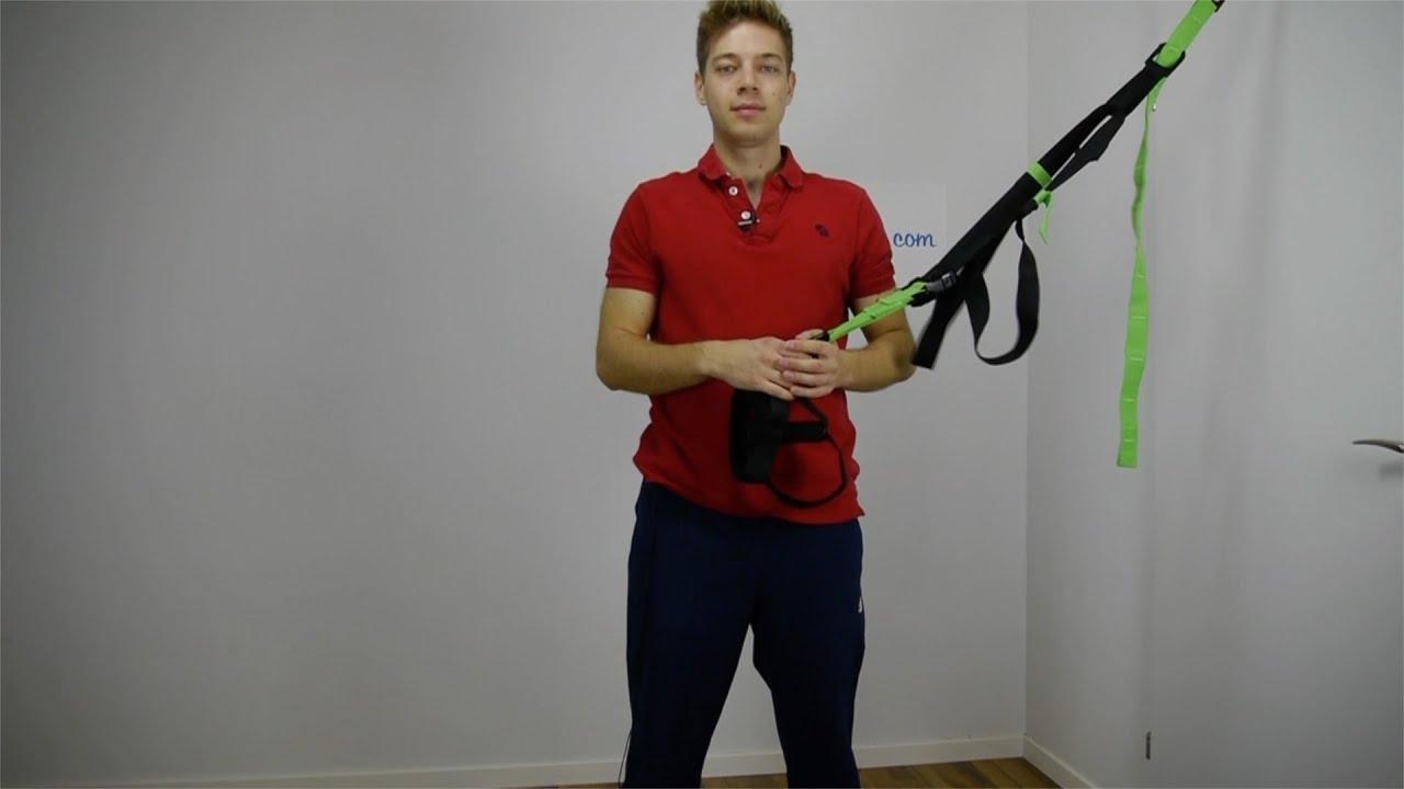 bauch beine po effektiv f r zuhause bungen am suspension trainer youtube. Black Bedroom Furniture Sets. Home Design Ideas