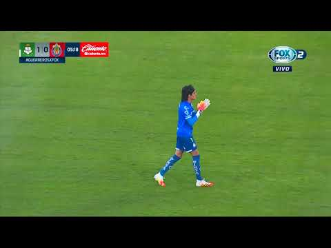 Santos Laguna [1] - 0 Chivas (F. Gorriaran 6')