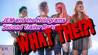 What the Fudge Was That!? Jem Second Trailer Reaction