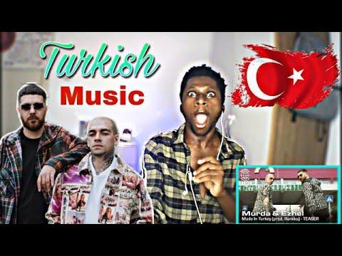 "TURKISH MUSIC RÉACTION (FR) EZHEL AND MURDA | ""Made in Turkey"" Türkçe rap reaksiyon"