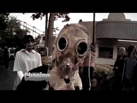 Behind The Scenes At Six Flags Great Adventure Fright Fest