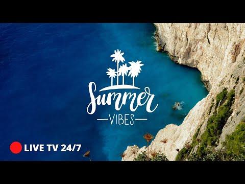 Summer Vibes TV- 24/7 Best House, EDM, Relax music