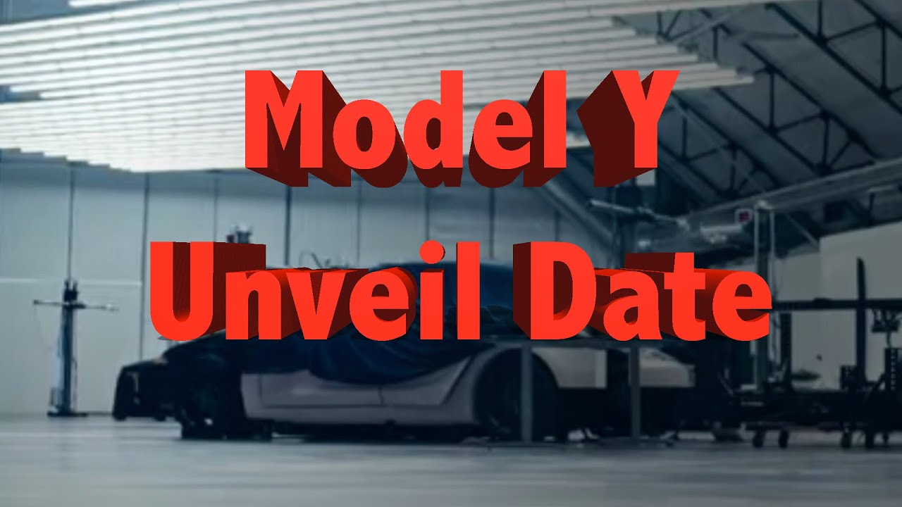 Elon Musk: Tesla Model Y Will Be Unveiled on March 14