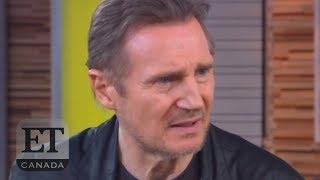 Liam Neeson Says He's Not Racist