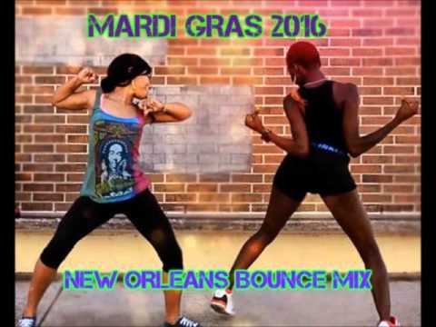 FAT TUESDAY! 2016 NEW ORLEANS BOUNCE MIX