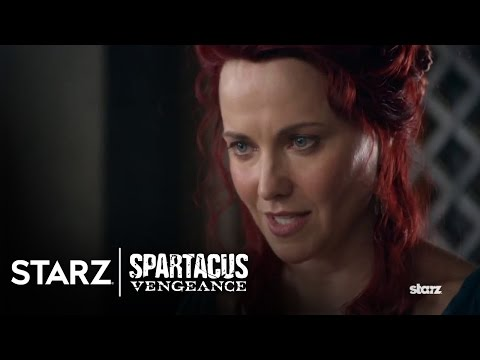 Spartacus: Vengeance | Episode 8 Clip: I Do Not Move To Threaten | STARZ