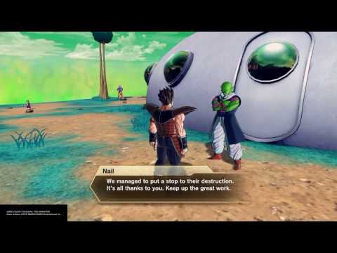Dragon Ball Xenoverse 2 Guru's House How To Get Distorted Time Egg 3