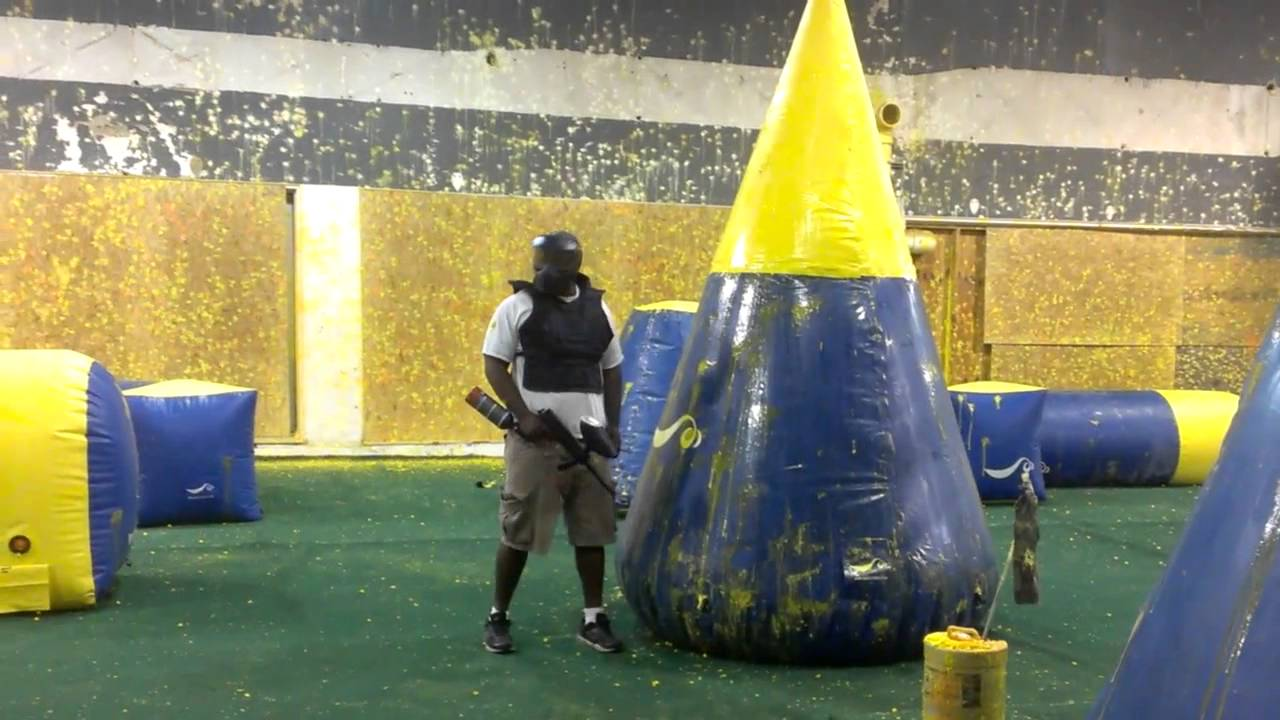 Indoor Paintball Near Me