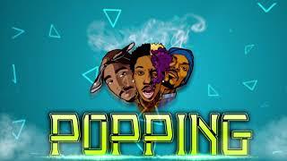 Popping Music MixTape  | SNOOP DOGG | TOP3 Artist Track 2k17