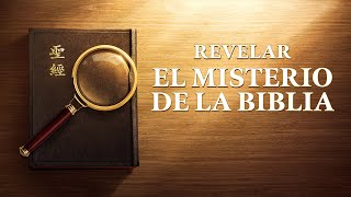 "Revelar la historia interna de la Biblia ""Revelar el misterio de la Biblia"" 