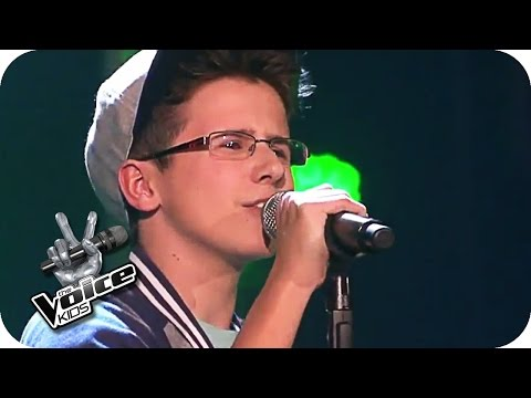 The Fray  How To Save A Life Maximilian  The Voice Kids 2016  Blind Auditions  SAT1