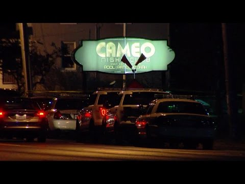 Cops hunt gunmen after deadly shooting in a Cincinnati nightclub