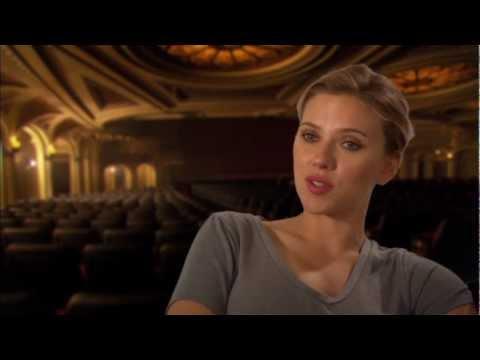 "Scarlett Johansson's Official ""Hitchcock"" Interview - Celebs.com"