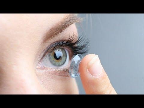 Ваше здоровье. Могут ли навредить глазам контактные линзы