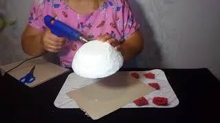 как сделать букет из конфет на каркасе своими руками
