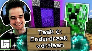 WIJ SPELEN MINECRAFT UIT | Minecraft #1 | LOG