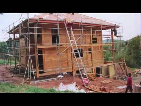 Monteur chalets doovi for Construction bois vosges