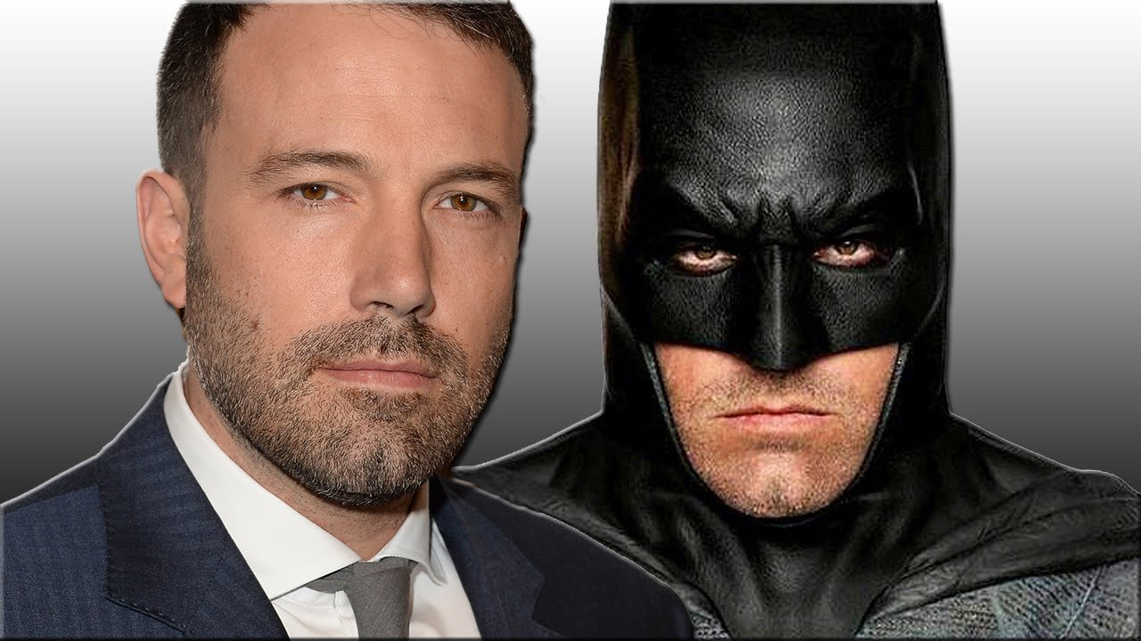 Ben Affleck To Writedirect Batman Solo Movie Youtube