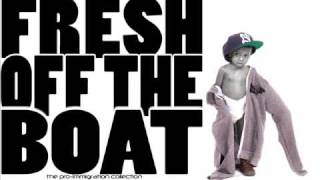 fresh off the boat - 50cent & UB40 Remix