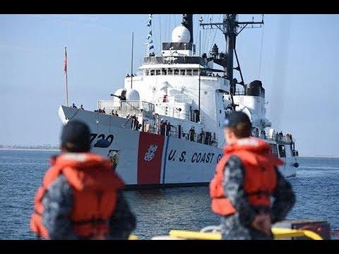 """Trung Quốc """"sốt ruột"""" với tàu Mỹ bàn giao cho Việt Nam"""