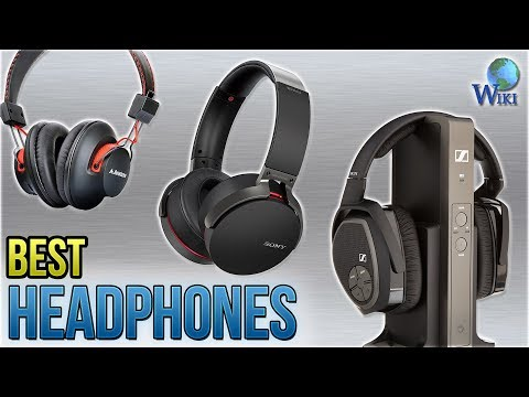 10 Best Headphones 2018