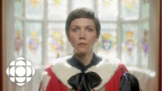 Maggie Gyllenhaal talks about The Honourable Woman | CBC Connects