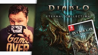 видео [Стрим] Diablo III Eternal Collection стала доступна на Nintendo Switch