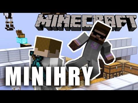 Pedro, GEJMR a Kelo | Minecraft minihry (záznam LS)