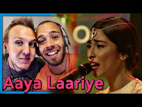 Aaya Laariye, Meesha Shafi & Naeem Abbas Rufi, Episode 4, Coke Studio Season 9 | Reaction by RnJ