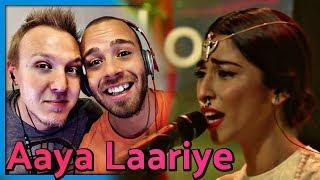 aaya laariye meesha shafi naeem abbas rufi episode 4 coke studio season 9 reaction by rnj