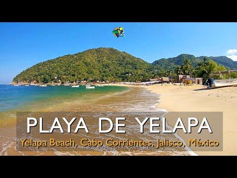 Yelapa, playa principal paseo completo 09/12/2019 Yelapa beach tour, Cabo Corrientes Jalisco, Mexico