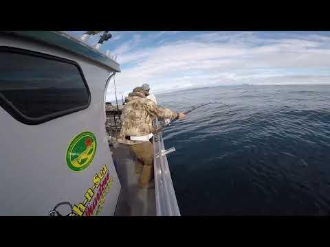 2018 Halibut Fishing In Seward Alaska