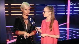 Юлия Плаксина. Интервью после выступления. За кадром шоу Победитель.