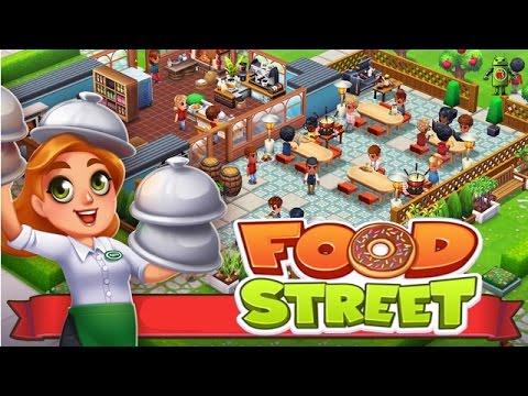 Food Street [iOS/Android] Gameplay HD