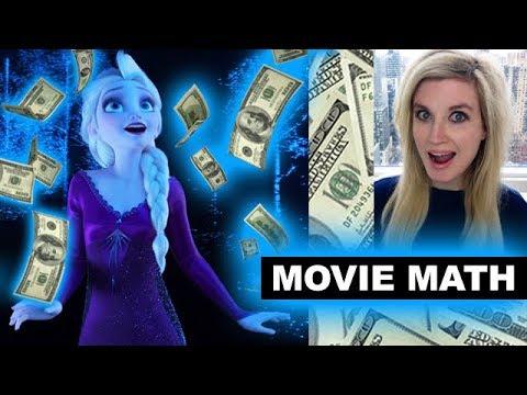 Box Office Frozen 2 - Opening Weekend