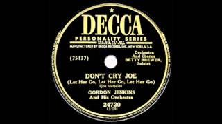 Gordon Jenkins  Don