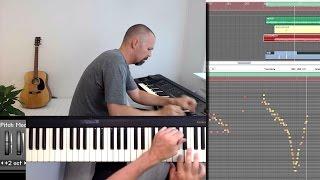 Veil of Illumination - keyboard solo
