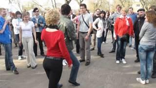 Открытый урок по Сальсе - 1 мая - Парк Горького