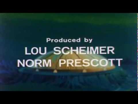Aquaman 1960's Cartoon - Outro