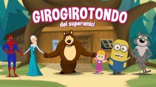 Giro Giro Tondo - Canzoni per bambini di Dolci Melodie