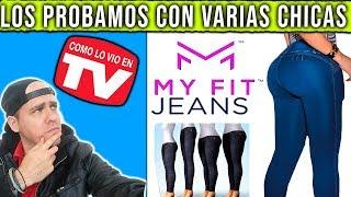 ¿Funcionan los my fit jeans? Pongamoslo a prueba